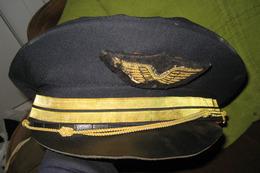 Casquette Armée Air à Déterminer - Cascos