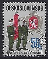 Czechoslovakia 1985  40th Ann. Of National Security Forces (o) Mi.2808 - Czechoslovakia