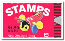 Nieuw Zeeland 1994, Postfris MNH, Kiwiana ( Booklet, Carnet ) - Boekjes