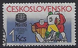 Czechoslovakia 1985  Ice Hockey Championships (o) Mi.2810 - Czechoslovakia