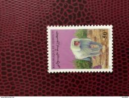 DJIBOUTI 1990 1 V Neuf ** YT 670C Singe Monkey - Mono