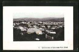AK Gore, General View From Park Street - Australien