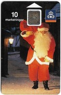 Sweden - Telia - Julkort Tomte Santa Claus - SC6, 11.1991, 3.000ex, Used - Sweden
