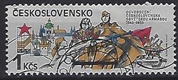 Czechoslovakia 1985  Anniversaries (o) Mi.2813 - Czechoslovakia