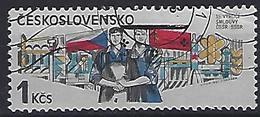 Czechoslovakia 1985  Anniversaries (o) Mi.2814 - Czechoslovakia