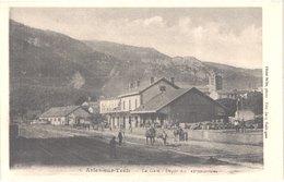 FR66 ARLES SUR TECH - Billes 6 - La Gare - Dépôt Des Automotrices - Attelage - Animée - Belle - France