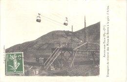 FR66 ARLES SUR TECH - Couderc - Transport Du Minerai Des Mines De BATERE à La Gare D'ARLES - Belle - France