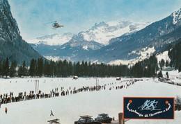 12484-MARCIALONGA DI FIEMME E FASSA(TRENTO)-FG - Sport Invernali