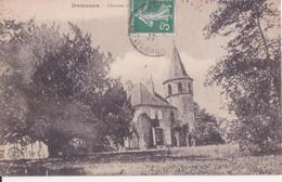 CPA  - DAMAZAN Château De Muges - Damazan