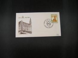 "BELG.1984 2112 FDC ( Brux. ) : "" 150 Year VUB ULB University Of Brussels, University Building  "" - FDC"