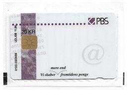Denmark - Danmønt - PBS - DB046A - 20Kr. Exp. 11.1998, 2.000ex, NSB - Denmark