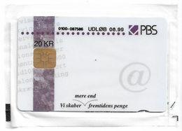 Denmark - Danmønt - PBS - DB046C - 20Kr. Exp. 08.1999, 4.463ex, NSB - Denmark