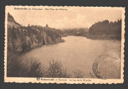 Robertville / Robertville Et Environs - Le Lac De La Warche - 1939 - Weismes