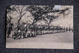 SAÏGON - 1er Régiment De Tirailleurs Annamites, Une Compagnie. - Vietnam