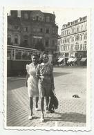 Women On A Walk In Sofia Az169-202 - Persone Anonimi