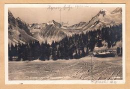 AK Tatry, Na Popradskem Plese, Gel. 1924 - Polen