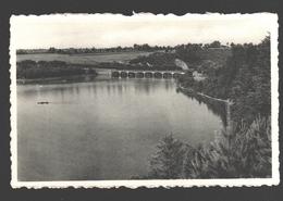 Robertville - Le Lac Et Le Pont De Waterloo - Syndicat D'Initiative Et De Tourisme De Robertville - Waimes - Weismes