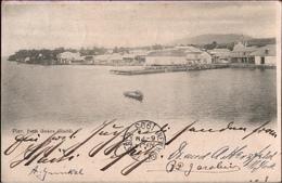 ! Alte Ansichtskarte 1903, Haiti, Petit Goave, Hafen, Habour - Haiti