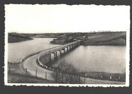 Robertville - Pont Haelen Sur Le Lac De Robertville - Publicité Hôtel Du Lac, Robertville / Waimes - Waimes - Weismes