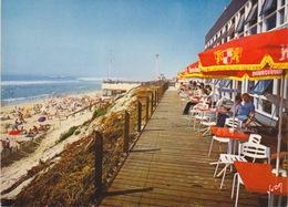 LACANAU-OCEAN (33) - Le Front De L'océan Et La Plage - Yvon 10-8571 - 1980 - Frankreich