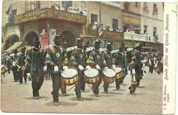 (MILITAIRES )( MUSICIENS )( MEXIQUE ) BANDA MILITAR DEL EJERCITO MEXICANO - Mexique
