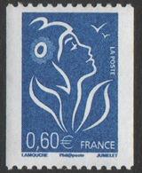 France Neuf Sans Charnière 2006 Marianne De Lamouche Provenant De Roulette YT 3973 - 2004-08 Marianne Of Lamouche