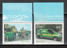 Irland / Ireland / Irlande 2013 Satz/set EUROPA ** - 2013