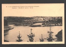 Robertville - Le Lac De Robertville Avec Tschession (Camp Préhistorique Remarquable) - Waimes - Weismes