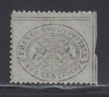 Etats Pontificaux 1868 Yvert 20 (*) B Neuf Sans Gomme - Etats Pontificaux