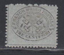 Etats Pontificaux 1868 Yvert 20 ** TB - Etats Pontificaux