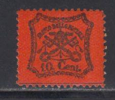 Etats Pontificaux 1868 Yvert 22 ** TB - Kerkelijke Staten