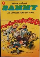 Berck Et Cauvin - SAMMY - N° 14 - Les Gorilles Marquent Un But - Dupuis - ( E.O. 1981 ) . - Bücher, Zeitschriften, Comics