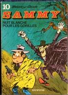 Berck Et Cauvin - SAMMY - N° 10 - Nuit Blanche Pour Les Gorilles  - Dupuis - ( 1980 ) . - Bücher, Zeitschriften, Comics