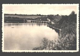Robertville - Le Lac Et Le Pont De Waterloo - Syndicat D'Initiative De Robertville - Waimes - Weismes