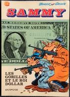 Berck Et Cauvin - SAMMY - N° 8 - Les Gorilles Et Le Roi Dollar  - Dupuis - ( 1980 ) . - Bücher, Zeitschriften, Comics
