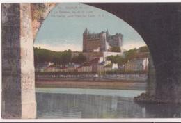 CPA  - 74. SAUMUR Le Château Sur La Loire - Saumur
