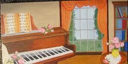 Piano - Oils