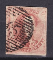 N° 8  Margé Voisin  45 GAND - 1851-1857 Medallions (6/8)