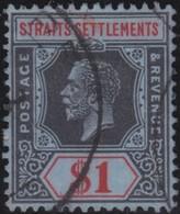 Straits Settlements   .   SG     .    239        .      O         .     Cancelled      .   /    .  Gebruikt - Straits Settlements