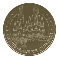 Monnaie De Paris , 2010 , Quimper , Cathédrale , Les Flèches - Monnaie De Paris
