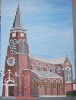 Eglise De Waziers - Oils