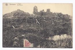 BECELAERE BESELARE L' EGLISE THE CHURCH 1914 1918 EDIT. PAUL MAERTEN BECELAERE - Autres
