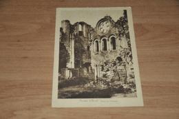 9849-        RUINES D'ORVAL, ROSE DU TRANSEPT - Bouillon