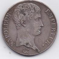 NAPOLEON I - PREMIER EMPIRE - 5 Fr 1806 A - J. 5 Francs