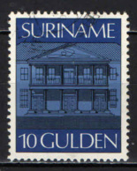 SURINAME - 1978 - Building - USATO - Suriname