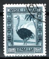 Somalia 1932 Sass.180 O/Used VF/F - Somalia
