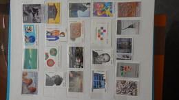 Collection Timbres Andorre (bonne Faciale En Euro) ** + Espagne ** + Nations Unies ** + Autres ** - Stamps