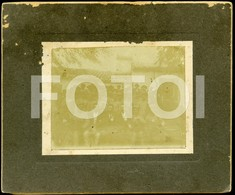 20s REAL PHOTO ON CARD FOTO Musica BANDA FILARMONICA VENDAS NOVAS PORTUGAL - Personnes Anonymes