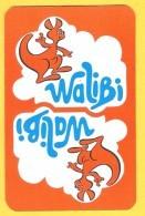 Dos De Carte : Walibi -  Parc D'attraction - Speelkaarten