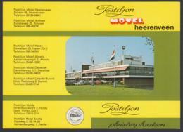 Postijon Motel - Heerenveen - Old Paper